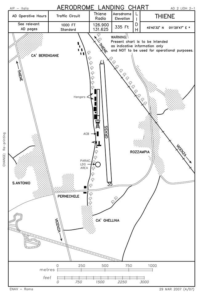 Mappa Aeroporto • Piper Agenzia Italia